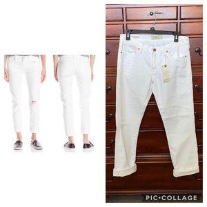 NWT Lucky Brand Sienna Weekender Crop Jeans, 26